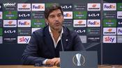 """Fonseca: """"Passaggio in semifinale dedicato ai tifosi"""""""