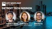 City Spotlight Detroit: Detroit Tech