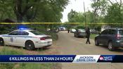 Jackson homicides on the rise