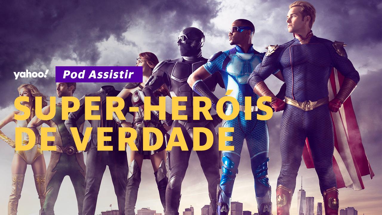 Pod Assistir: 3 séries que mostram super-heróis realistas