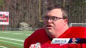 'Cam special:' HS football teams help player with Down's syndrome score touchdown