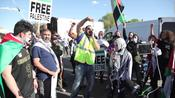 Pro-Palestinian protesters march in Minneapolis, demand U.S. stop funding Israel's occupation