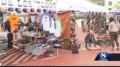 MONTEREY OUTDOOR MARKET OPENS FOR THE FIRST TIME SINCE THE PANDEMIC