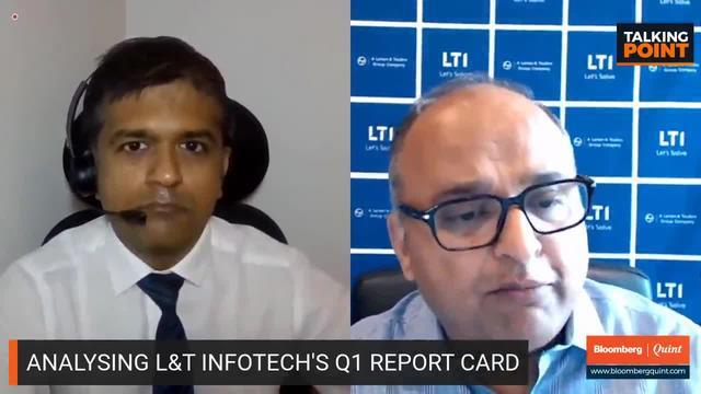 Talking Point With L&T Infotech's CEO Sanjay Jalona