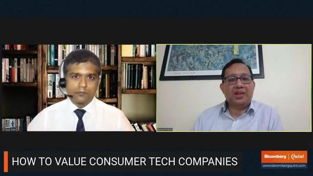 How Does White Oak Capital's Ramesh Mantri Value Tech Consumer Companies