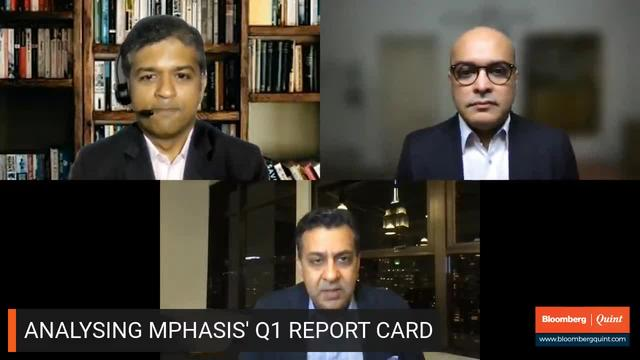 Mphasis Management On Q1 Report Card & Earnings Outlook