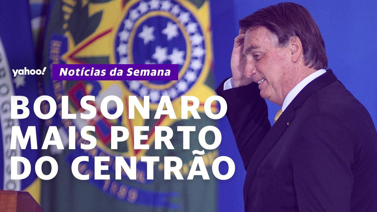 Bolsonaro se aproxima do 'centrão' e o início das Olimpíadas: as notícias da semana