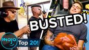 Top 20 Busted Myths On MythBusters