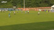 Il Napoli batte la Pro Vercelli 1-0: decide Osimhen
