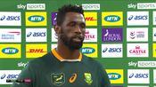 Kolisi: Springboks will learn lessons
