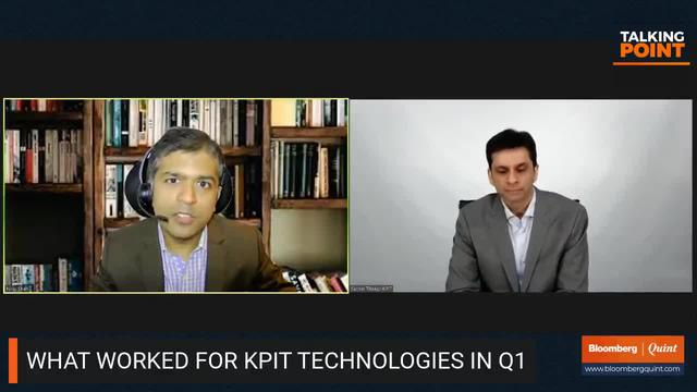 KPIT Technologies Logs In Strong Gains In Q1: Talking Point