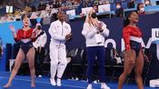 U.S. Gymnastics Team Takes Home Silver