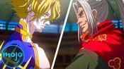 Top 10 Brain Vs Brawn Anime Fights