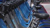 Blue Bikes, Boston's bike-sharing program celebrates anniversary