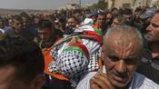 Proteste gegen israelische Siedlungspolitik