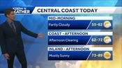 Classic Summer Conditions - Marine Layer in the Morning with Afternoon Sunshine