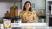 Single Serve Instant Pot Key Lime Pie Recipe