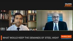 JSW Steel's Seshagiri Rao On The Ongoing Steel Cycle: Talking Point
