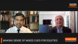 Making Sense Of Mixed Cues For Equities: Talking Point