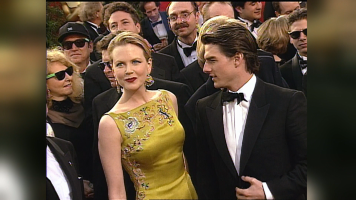 Nicole Kidman Shares Rare Comment About Tom Cruise