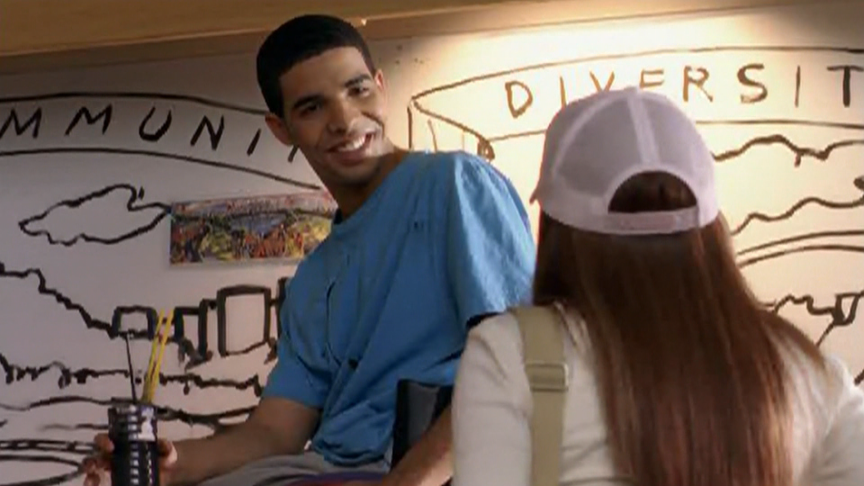 Drake Reportedly Almost Left 'Degrassi' Over His Character's Storyline