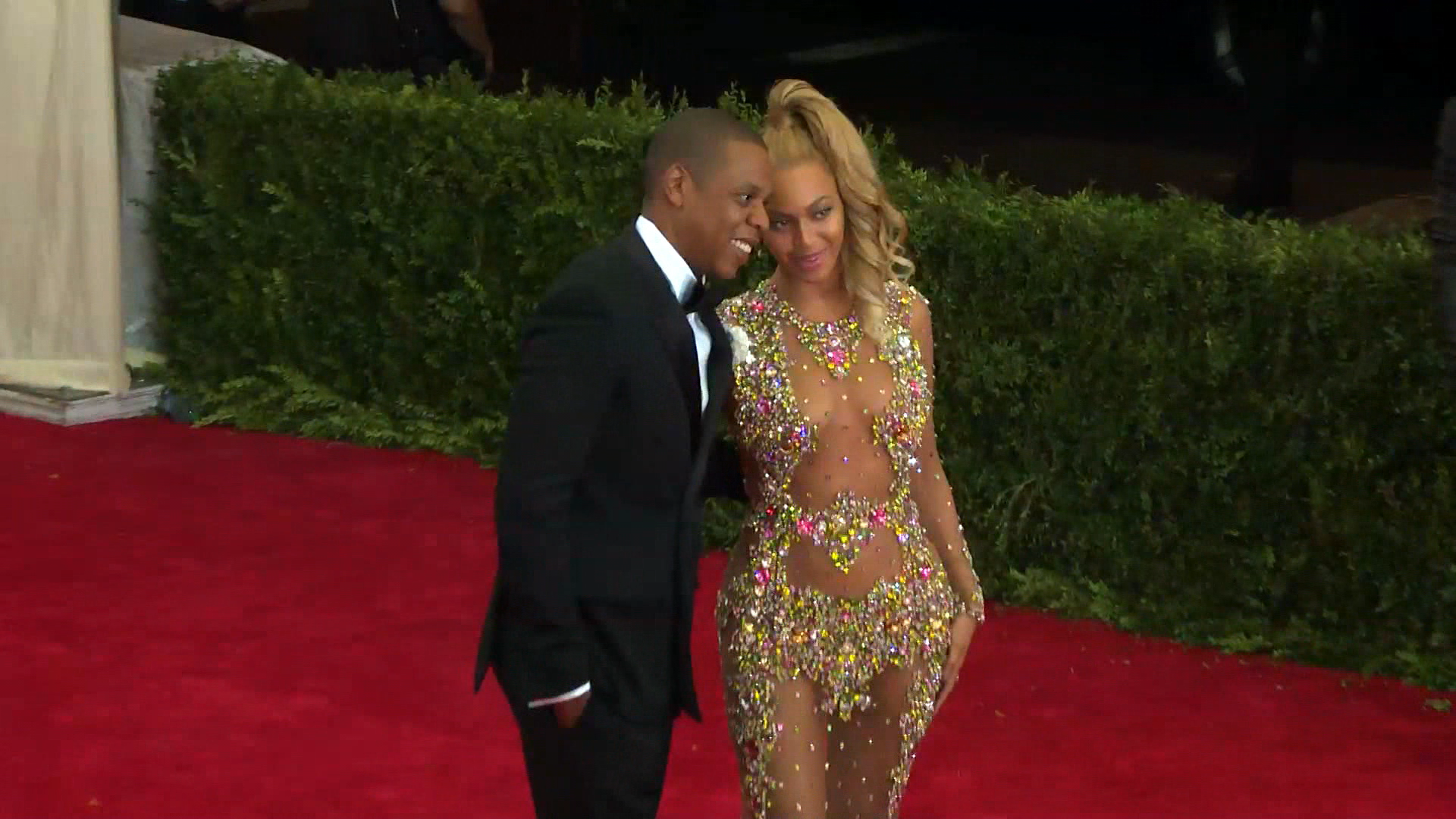Jay-Z, Beyonce And Kanye West Step Out At Star-Studded Italian Wedding