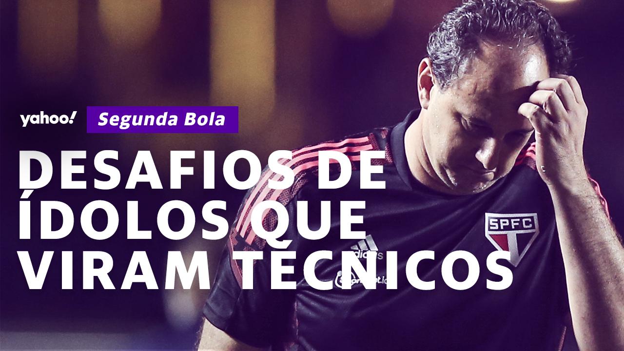 "Rogério Ceni e o ""problema"" dos ídolos que viram técnicos   Segunda Bola"
