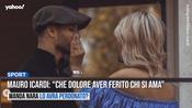 """Mauro Icardi: """"Che dolore sapere di aver ferito chi si ama"""". Wanda Nara lo avrà perdonato?"""