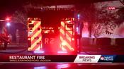 Fire breaks out at Gator Jr's