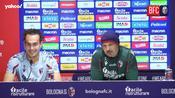"""Mihajlovic al giornalista: """"Fai la domanda in francese"""""""