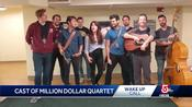 Wake Up Call from cast of Million Dollar Quartet