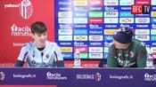 """Mihajlovic scherza con Hickey: """"Non si capisce un c..."""""""